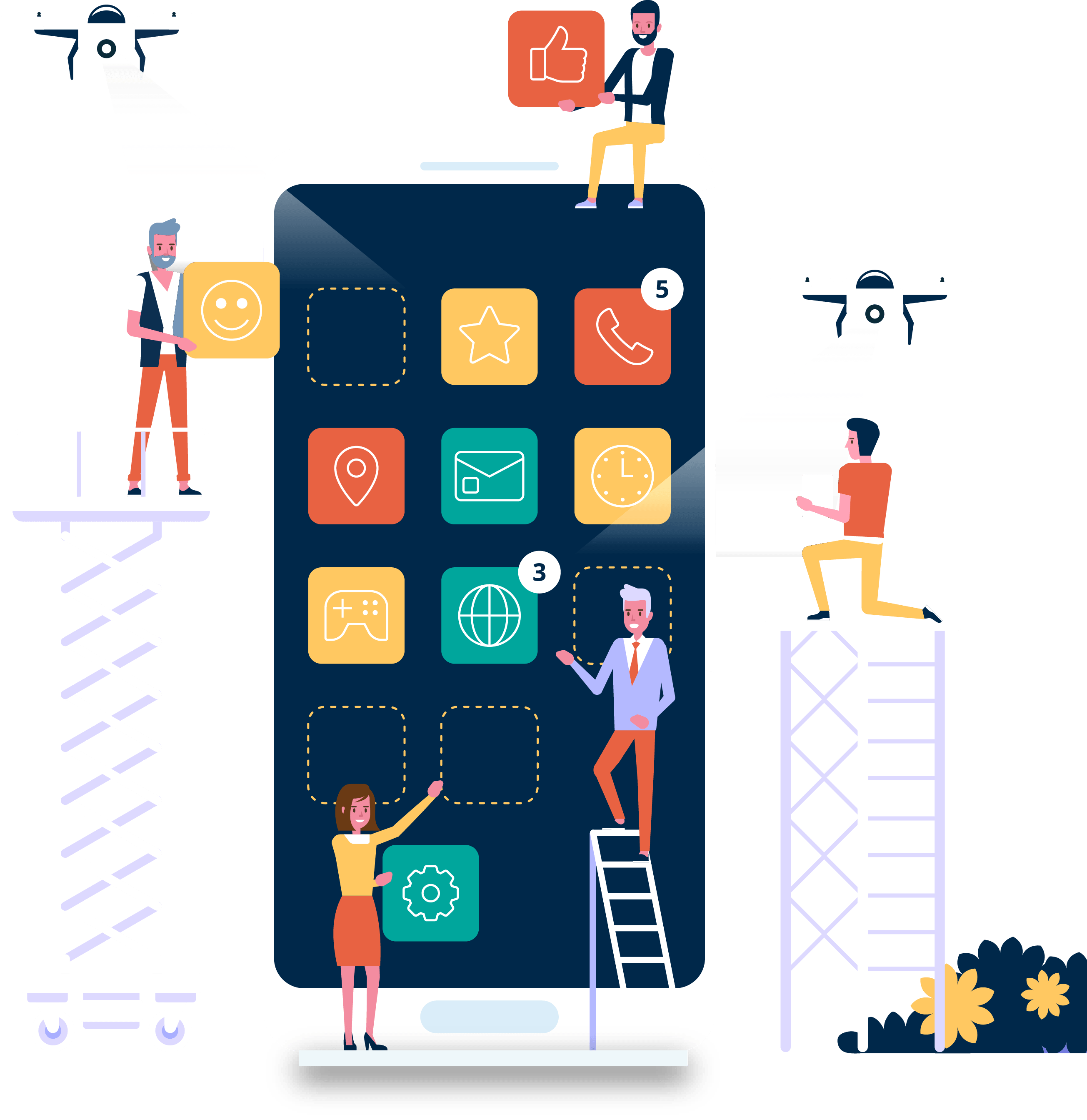 What Are The Benefits of Having a Mobile App?